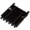 追风者 TC12LS简配6x热管电脑CPU散热器(不含风扇/仅支持1150/1151/1155焊接工艺)产品图片3