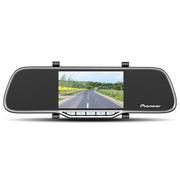 PIONEER  ND-DVR160 后视镜行车记录仪 双镜头 高清1080P 170度广角夜视