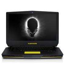 外星人 ALW15ER-2828TS 15.6英寸游戏本 (i7-4720HQ 16G 512GB SSD+1TB 4G独显 WIN8.1)银产品图片主图