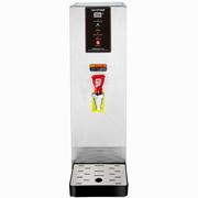 乐创 8s全自动商用电热步进式开水器 开水桶保温 即热奶茶店开水机