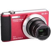 柏卡 luxmedia 14-Z12S (红色) 长变焦数码相机