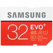 三星 32GB UHS-1 (U1) Class10 SD存储卡(读80MB/s)升级版+