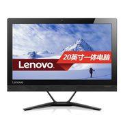 联想   AIO 300 20英寸一体机电脑( I3-6100T 4G 500G GF920A 1G独显 摄像头 Win10)黑色