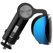 飞利浦 SA1608 飞声音效8G车载无损MP3播放器 点烟器式 断点记忆  安全USB快速车充 蓝色