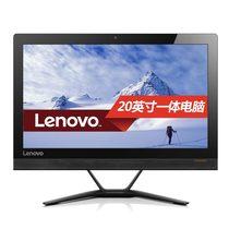 联想  AIO 300 20英寸一体机电脑( I3-6100T 4G 500G 集显 摄像头 Win10)黑色产品图片主图