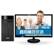 华硕 碉堡A31AM 台式电脑 (双核J1800 4G 500GB Win8.1 黑色)19.5英寸