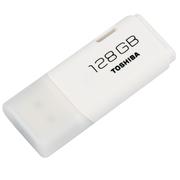 东芝  隼系列(随闪U202)  128G U盘 白色