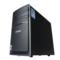 神舟  新瑞K60 D1 台式电脑商用主机(G3260 4G 1T HDD GT730 2G显存)黑产品图片2