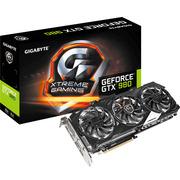 技嘉  GV-N980XTREME-4GD GTX 980 1241-1342 MHz/7100MHz 4GB/256bit GDDR5 显卡