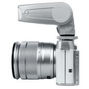 美科 MK320 F 银色版 富士闪光灯 TTL闪光灯 便携闪光灯 限量销售