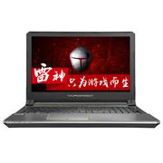 雷神 G150T炫速Ⅱ 15.6英寸游戏本(i5-6300HQ 4G 128G+1TB GTX960M 2G独显 win10 FHD)灰