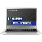 三星 900X3L-K02 13.3英寸超薄笔记本电脑 (i5-6200U 4G 128G固态硬盘 Win10 840克 背光键盘)银