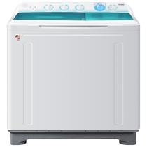 海尔 XPB125-0623S 专供(公用机) 12.5公斤半自动双缸洗衣机 大容量 动平衡脱水产品图片主图