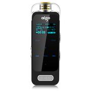 爱国者 R6635 录音笔专业 微型 高清远距降噪正品 触摸屏幕 8G 黑色
