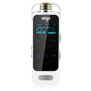 爱国者 R6635 录音笔专业 微型 高清远距降噪 正品 触摸屏幕 8G 白色