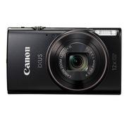 佳能 IXUS 285 HS 数码相机(2020万像素 12倍光学变焦 25mm超广角 支持Wi-Fi和NFC)黑色