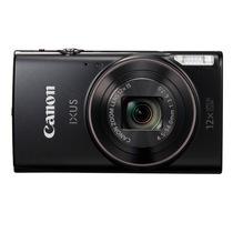 佳能 IXUS 285 HS 数码相机(2020万像素 12倍光学变焦 25mm超广角 支持Wi-Fi和NFC)黑色产品图片主图
