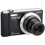 柏卡 luxmedia 14-Z12S (黑色) 长变焦数码相机