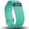 Fitbit Charge HR 智能乐活心率手环 心率实时监测 自动睡眠记录 来电显示 运动蓝牙手表计步器 蓝青色 L产品图片1