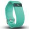 Fitbit Charge HR 智能乐活心率手环 心率实时监测 自动睡眠记录 来电显示 运动蓝牙手表计步器 蓝青色 L产品图片4