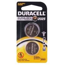 金霸王 CR2025 锂电池(纽扣电池) 2粒装产品图片主图