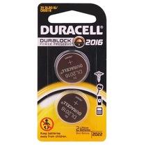金霸王 CR2016 锂电池(纽扣电池) 2粒装产品图片主图