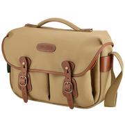 白金汉 Hadley Pro Khaki  Canvas / Tan Leather 单肩摄影相机包
