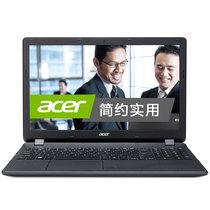 宏碁 EX2519 15.6英寸笔记本电脑(四核N3160 4G 500G 蓝牙 高清雾面屏 win10)黑色产品图片主图