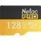 朗科 P500 128GB UHS-I U3 TF(Micro SD)高速存储卡产品图片1