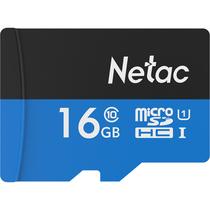 朗科 P500 16GB UHS-1 Class10 TF(Micro SD)高速存储卡产品图片主图