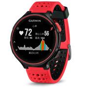 佳明 手表Forerunner235 GPS智能跑步骑行光电心率 运动手表红色
