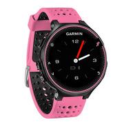 佳明 手表Forerunner235 GPS智能跑步骑行光电心率 运动手表粉色