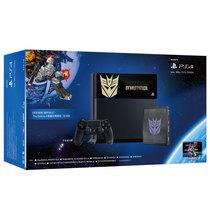 索尼 【PS4国行】PlayStation 4 《变形金刚》游戏主机珍藏套装 狂派版(黑色)产品图片主图