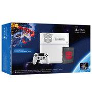 索尼 【PS4国行】PlayStation 4 《变形金刚》游戏主机珍藏套装 博派版(白色)