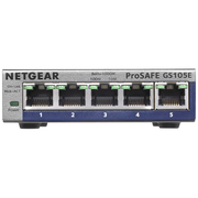 网件 GS105E 5端口千兆简单网管交换机