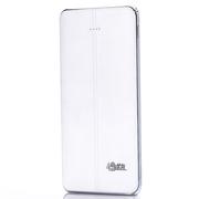 半岛铁盒 PADO N6  10000毫安聚合物充电宝 超薄通用 白色