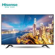 海信 LED49EC320A 49英寸丰富影视 智能电视(黑高光套香槟灰)