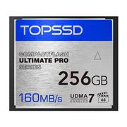 天硕 Compact Flash 旗舰系列 160MB/s(256GB)