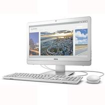 戴尔 Vostro 成就 20 19.5英寸 白色(AMD A6-7310/4GB/500GB/集显/Win10)产品图片主图