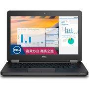 戴尔 Latitude 12 5250(CAL031LATIE52502540)12.5英寸笔记本电脑(i5-5300U 4G 128G 集显 Win0)黑色