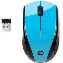 惠普 K5D27AA X3000无线鼠标(蓝)产品图片主图