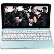 华硕 T100HA 10.1英寸变形平板澳门金沙国际娱乐电脑 (Z8500 2G 32G SSD 十指触控 蓝牙 Win10冰水蓝)
