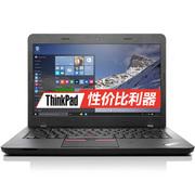 ThinkPad 轻薄系列E460(20ETA00GCD)14英寸笔记本电脑(i5-6200U 8G 1TB 2G独显 win10 黑色 )