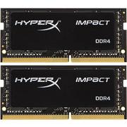 金士顿 骇客神条 Impact系列 DDR4 2400 32GB(16Gx2)笔记本内存