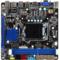 梅捷 SY-H81-ITX 主板(Intel H81/LGA 1150)产品图片1