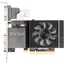 EVGA GT710 1G Single Slot Low Profile 954MHz /1800MHz 64bit 显卡产品图片主图