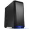 追风者 PK(H)416PSC 黑色ATX静音水冷中塔机箱 (全金属/RGB饰灯控\支持360水冷\带2风扇配调速器)产品图片2