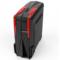 长城 星际战舰 M-10 游戏电脑机箱黑色 (水冷/独立风道/分体式/侧透/背线/SSD/顶置USB3.0)产品图片3