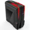 长城 星际战舰 M-10 游戏电脑机箱黑色 (水冷/独立风道/分体式/侧透/背线/SSD/顶置USB3.0)产品图片4