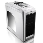 酷冷至尊 侦察兵II侧透版游戏机箱(ATX/USB3.0/背走线/电源下置/大侧透面板设计)白色